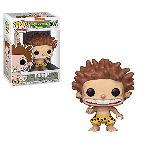 Funko Pop! The Wild Thornberrys 507 Donnie Vinyl Figure