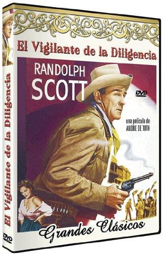 Riding Shotgun - El vigilante de la diligencia - André De Toth