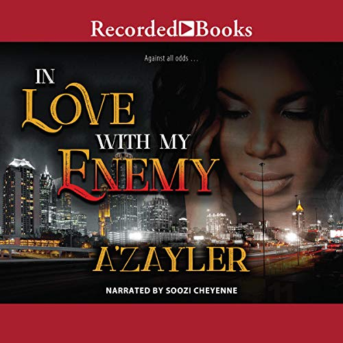 In Love with My Enemy audiobook cover art