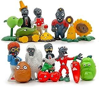 SKEIDO The model of Plants vs Zombies Sixteen Figure as a set