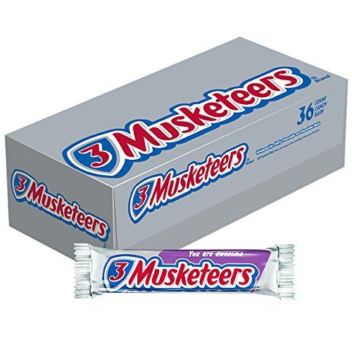 image of Mars 3 Musketeers Chocolate Original