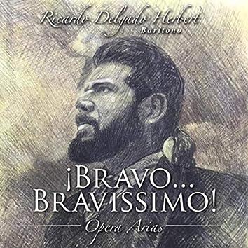 ¡Bravo... Bravissimo! (Ópera Arias)