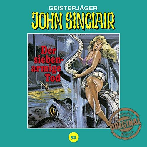 Der siebenarmige Tod (John Sinclair - Tonstudio Braun Klassiker 92) Titelbild