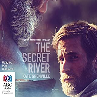 The Secret River audiobook cover art