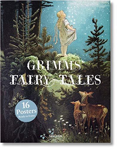 Grimms' Fairy Tales. Poster Set: PX (Taschen Print Sets)