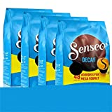 Senseo D?caf? / Decaffeinated, New Design, Pack of 4, 4 x 48 Coffee Pods