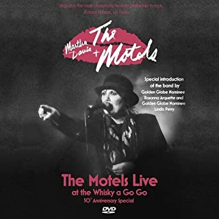 Martha Davis and The Motels Live at the Whisky a Go Go