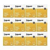 Polaroid Originals - 4965 - Color Film for i-Type - 12-Pack, 96 Photos