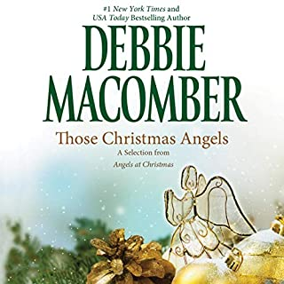 Those Christmas Angels: A Selection from Angels at Christmas audiobook cover art