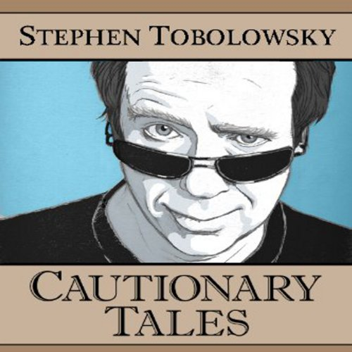 Cautionary Tales audiobook cover art