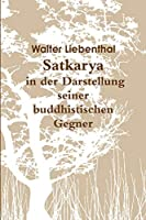 Satkarya in der Darstellung seiner buddhistischen Gegner