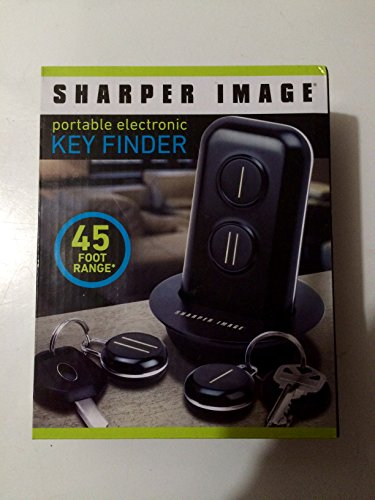 Sharper Image Portable Electronic Key Finder by Sharper Image