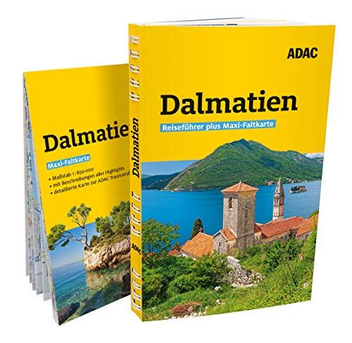 ADAC Reiseführer plus Dalmatien: mit Maxi-Faltkarte zum Herausnehmen