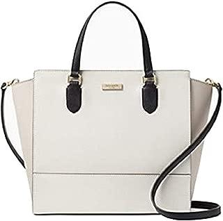 Kate Spade New York Hadlee Lauren Way Womens Tote Saffiano Leather Bag
