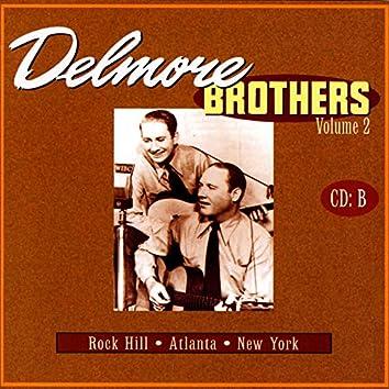 Delmore Brothers Volume 2, CD B