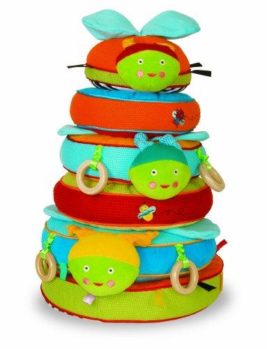 Manhattan Toy Buggybu - Stack-a-Bug Empilable