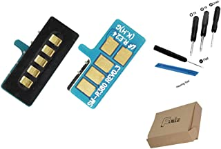 Foir Charging Charger Connector for Samsung Galaxy Gear 2 SM-R380,Gear 2 Neo SM-R381,Dry Tools