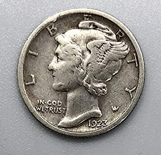 Best 1923 dime coin Reviews