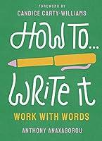 How To Write It (Merky How To)