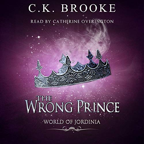 The Wrong Prince  By  cover art