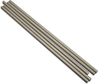 炭素棒 直径9.5mm 長さ約355mm 5本組