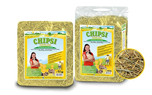 Chipsi Stroh Farmland, naturbelassens Stroheinstreu Größe 10 kg