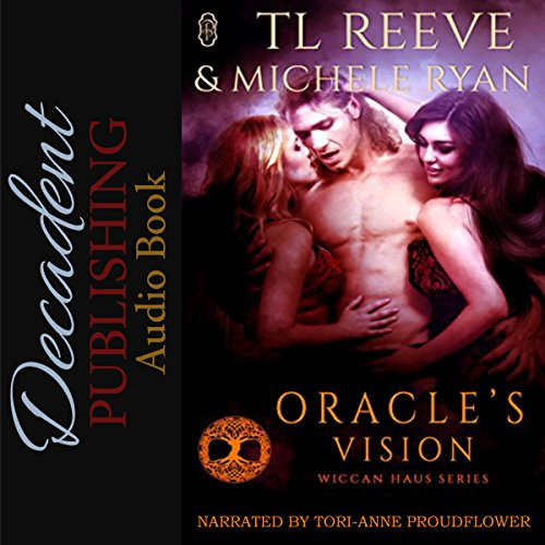Oracle's Vision cover art