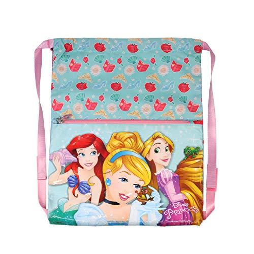 KARACTERMANIA Princesas Disney Beautiful - Saco de Cuerdas Strap, Multicolor
