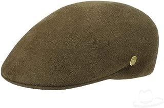 Guerra Furcap Melange Flatcap aus Haarfilz