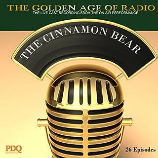 The Cinnamon Bear audiobook cover art