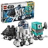 LEGO Star Wars Boost - Comandante Droide, Juguete de Construcción con 3 Robots Controlados por App, con R2-D2, Incluye...