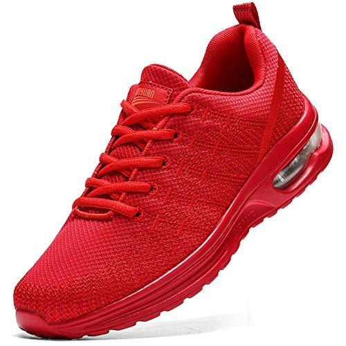 Damyuan Zapatos Correr para Hombres Casual Running Tenis Sneakers Deportivas Gimnasio Gym...