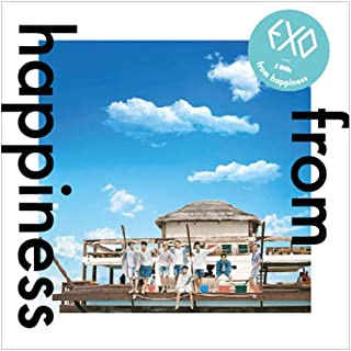 SM Entertainment EXO - from happiness 2DVDs+Extra Photocard Set