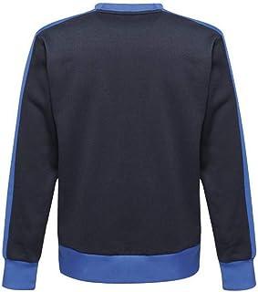 Regatta Mens Contrast Crew Sweater