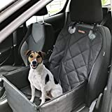 Pawzitive Petz Dog Car Seat Covers and Protects, Pet Seat Belt inc. –
