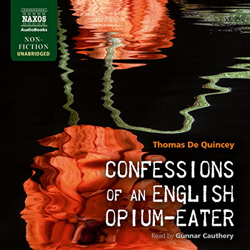 Confessions of an English Opium-Eater cover art
