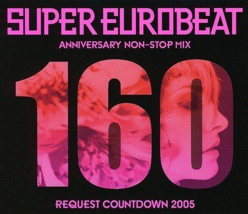 Super Eurobeat - Vol 160 by Super Eurobeat V. 160 (+ Bonus DVD) (Ntsc/Rc-2) (2005-08-03)