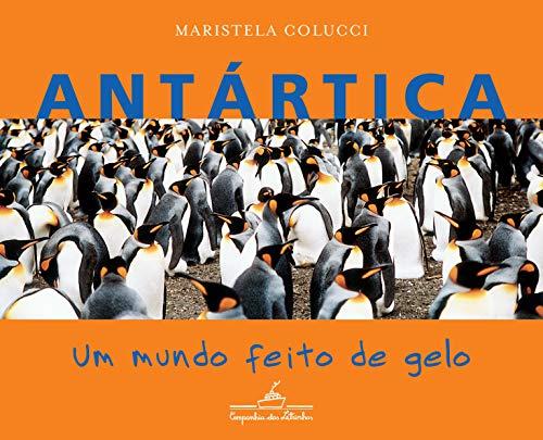 Antártica: um mundo feito de gelo