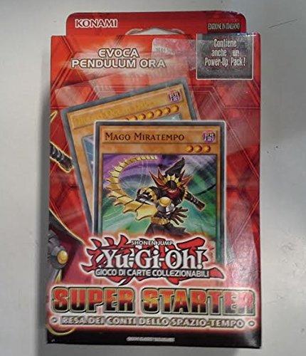 Konami- Yu-Gi-Oh Deck di Carte, Colore Rosso, 4012927348079