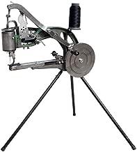 Uttiny Hand Machine Cobbler Shoe Repair Machine Dual Cotton Nylon Line Sewing Machine (2-3mmm)