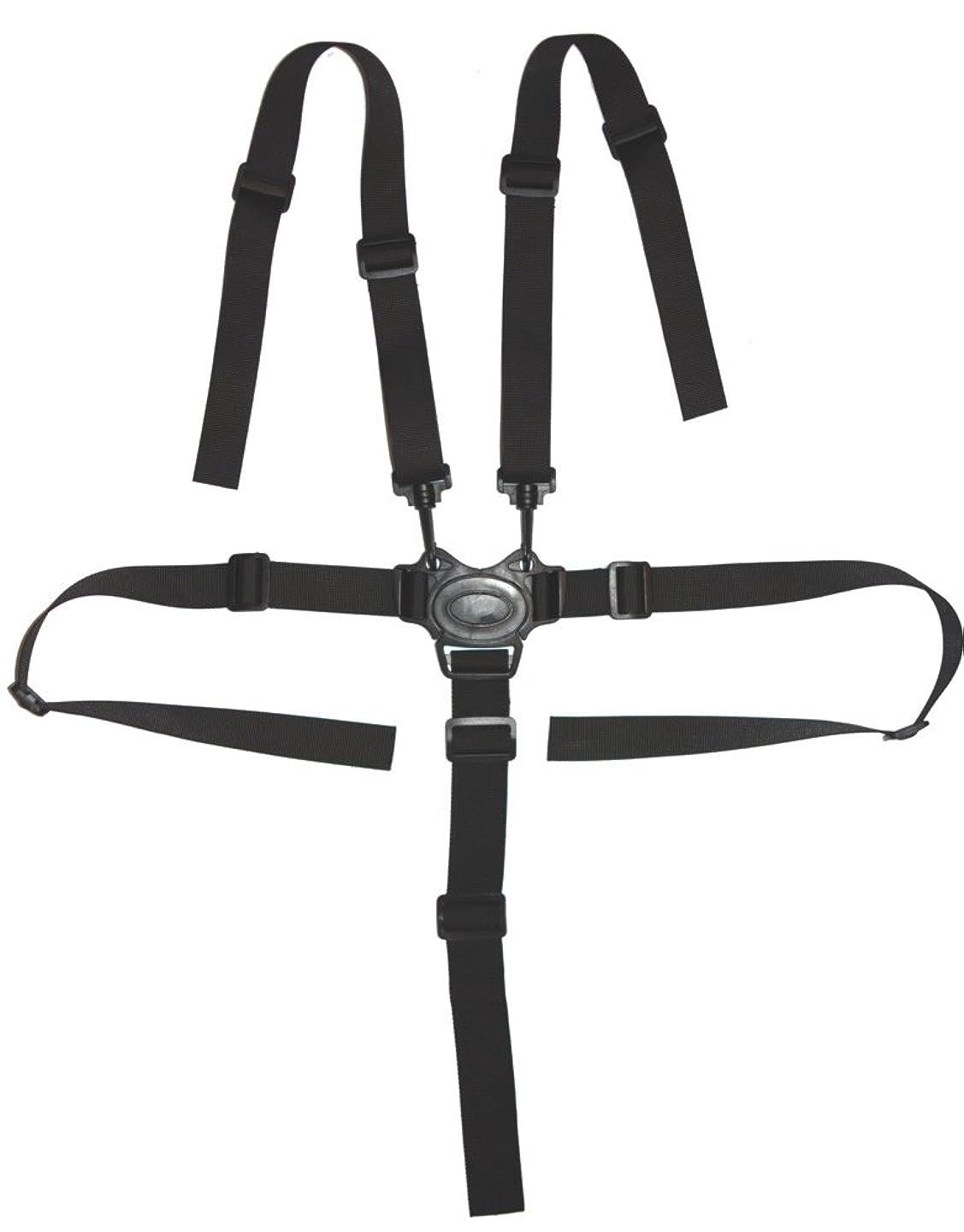 Universal Baby 5 Point Harness Belt for Stroller High Chair Pram Buggy Children Kid Pushchair