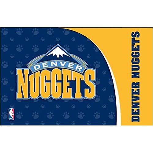 HUNTER Denver Nuggets NBA Licensed Neoprene Pet Bowl Mat