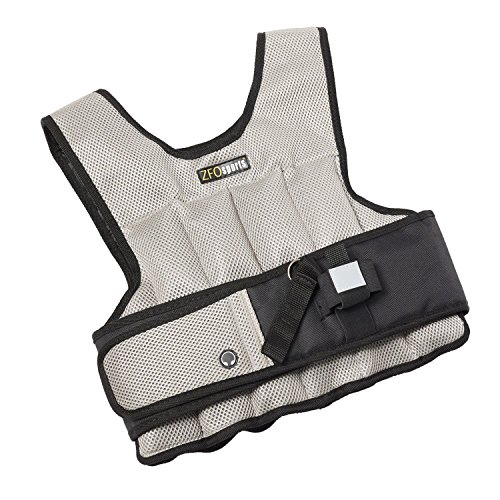 ZFOsports Short Adjustable Weighted Vest (12)