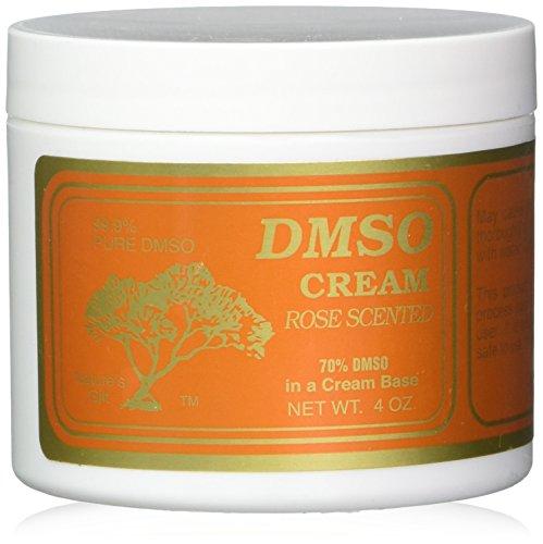 DMSO Cream Rose Scented