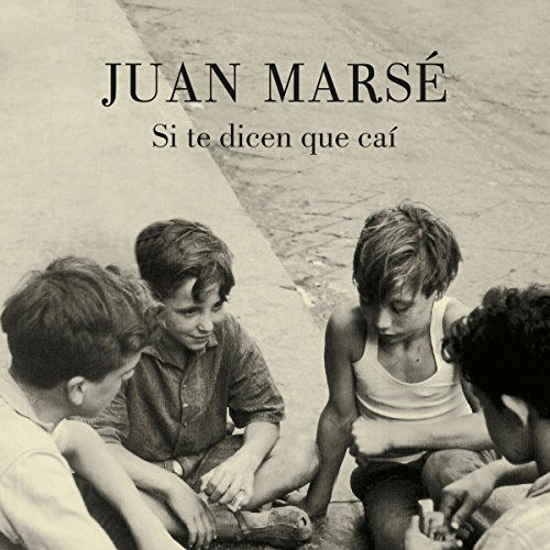 Si te dicen que caí [If they tell you that I fell] audiobook cover art