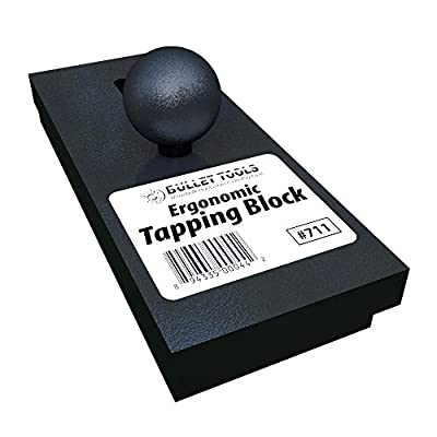 Bullet Tools Professional Grade Plank Tapping Block