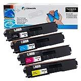 4x Toner LOSMANN compatibile per TN-336 TN-326 per Brother DCP-L8400CDN DCP-L8450CDW HL-L8250CDN HL-L8300 Series HL-L8350CDW HL-L8350CDWT MFC-L8600CDW MFC-L8650CDW MFC-L8850CDW TN-321