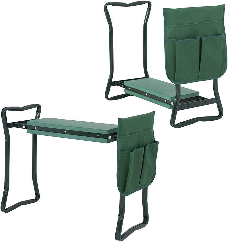 Garden Kneeler and 現金特価 お見舞い Seat EVA Portable Lightweight G Kneeling Pad