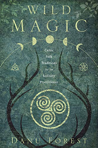 Wild Magic: Celtic Folk Traditions for the Solitary Practitioner (English Edition)