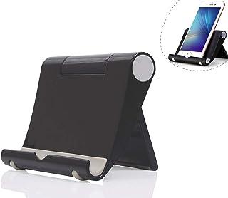 6cca49786c Dosige Soporte móvil télefono Sobre la Mesa, Soporte Multiángulo para iPad  Tabletas iPhone X/